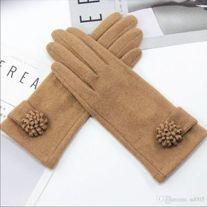 🍁COMING SOON 🍁 CASHMERE Lux Winter Gloves Brown